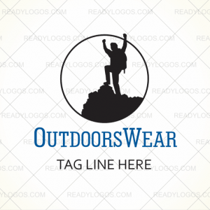 Outdoors Wear Logo