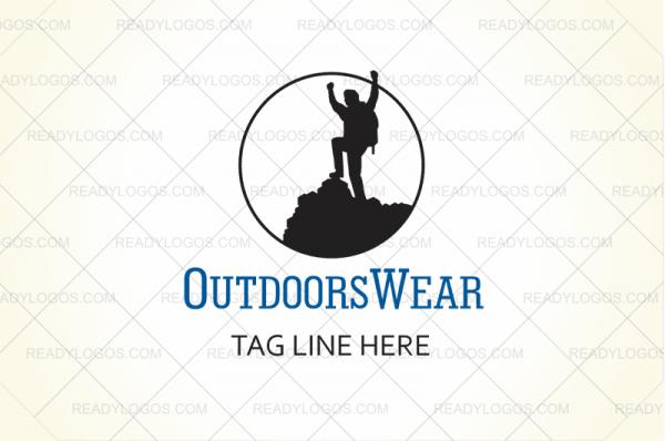 Outdoors Wear Logo